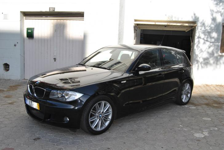 projecto bmw 118d e87 pack m f rum bmw portugal. Black Bedroom Furniture Sets. Home Design Ideas